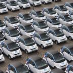 Solardach für smart ED2 car2go - Websato