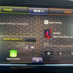 Wireless Apple CarPlay im smart EQ