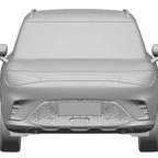 Erste Bilder - smart's 2022 SUV (Patentanmeldung)
