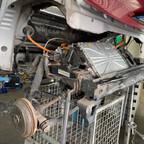 smart 451 von 3,7 kW auf 22 kW aufrüsten