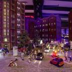 Knuffingen - Kleinstes Auto erobert kleinste Stadt Deutschlands